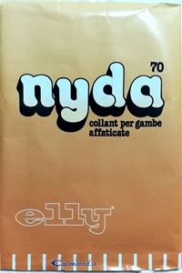 Nyda pantyhose curative 70 denier economy - Economy graduated support pantyhose 70 denier)