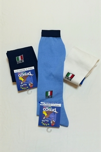 knee-high with Italy flag - Knee-high with Italy flag)