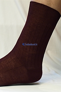 Boston Crew socks - Summer crew socks in large lisle to coast for man.)