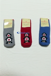 No-slide sock baby - Anti-slide cotton socks children)
