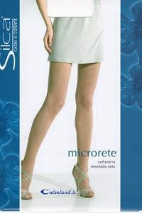 Micro fishnet pantyhose - Micro fishnet pantyhose very soft with cotton gusset.)