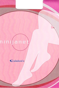 Mini Janet pantyhose 20 den - Sheer 20 denier pantyhose en filanca very soft.)