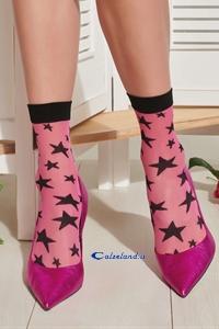 Calzino Durian calzino alla caviglia con stelle
