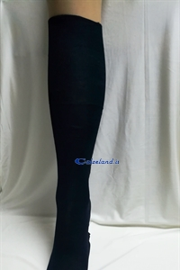Chiffon knee-high man - Knee-high sock for man in Chiffon)