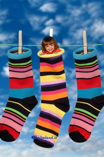 Spring is coming and your kids needs new socks?